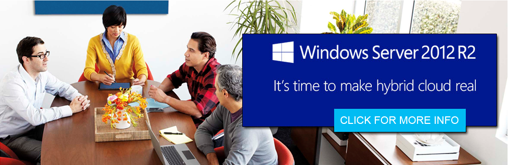 Upgrade To Windows Server 2012 R2 Today